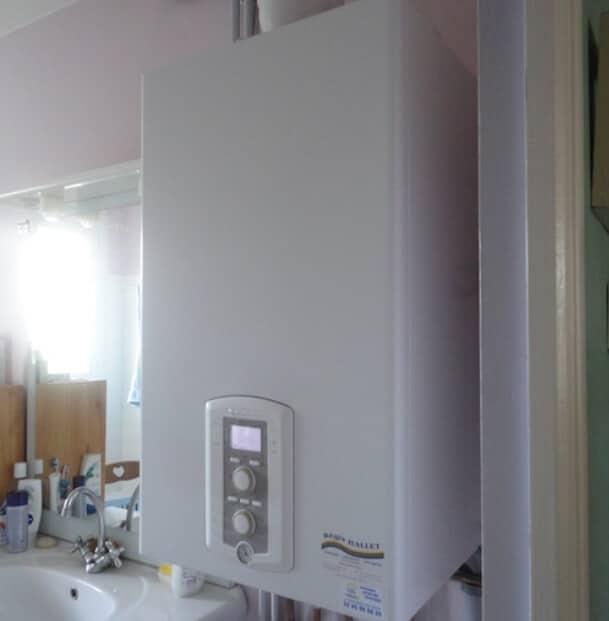 Chaudiere salle de bain - Ancenis